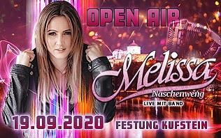 Melissa Naschenweng Open Air  *Cancelled*
